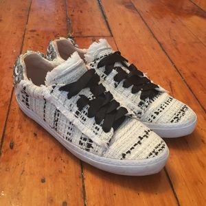 Zara Sneakers w/ Gems